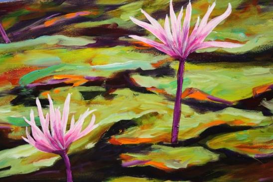 second lillies