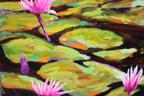 third lilies